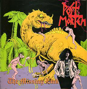 Post Mortem - The Missing Link 12'' 1987
