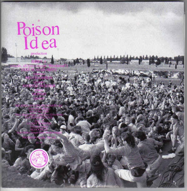 Poison Idea - Untitled - 1993