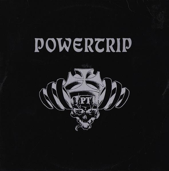 Powertrip - When Cut We Bleed - 1983
