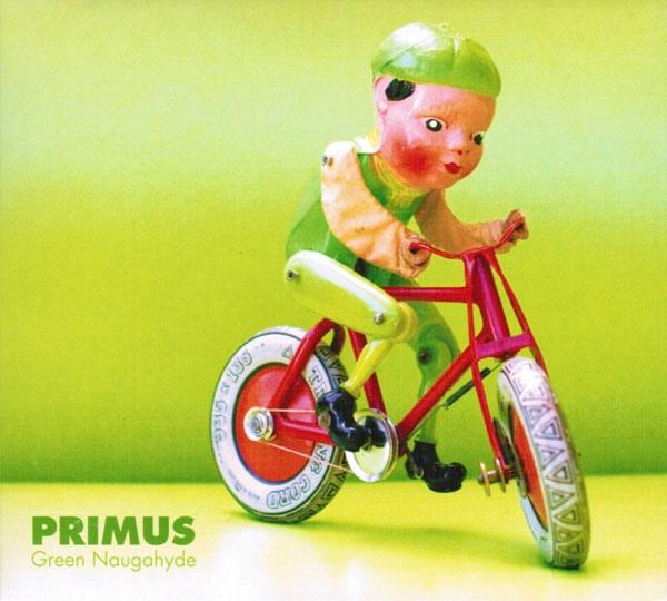 Primus - Green Naugahyde - 2011