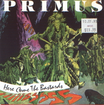 Primus - Here Come The Bastards - 1993