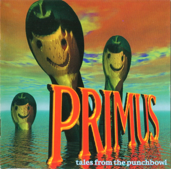 Primus - Tales From The Punchbowl - 1995