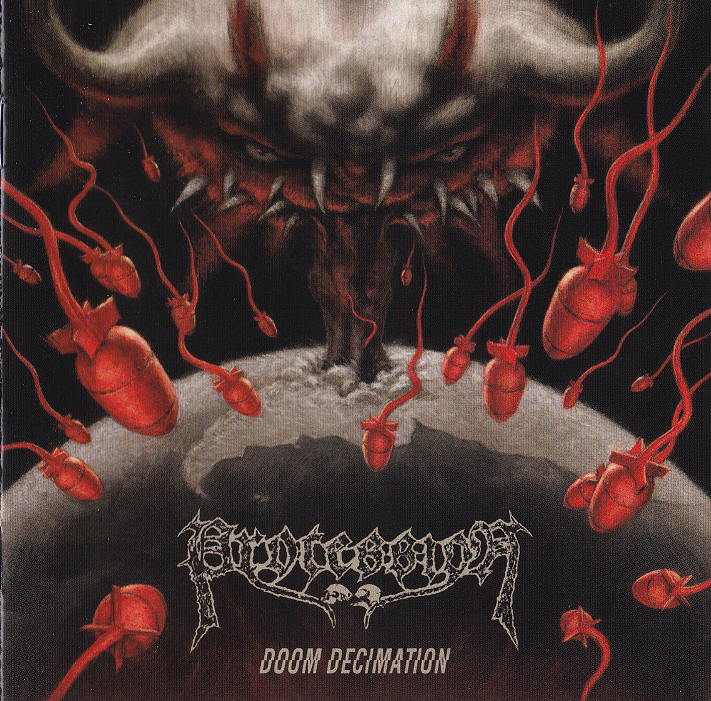 Procession - Doom Decimation - 2017