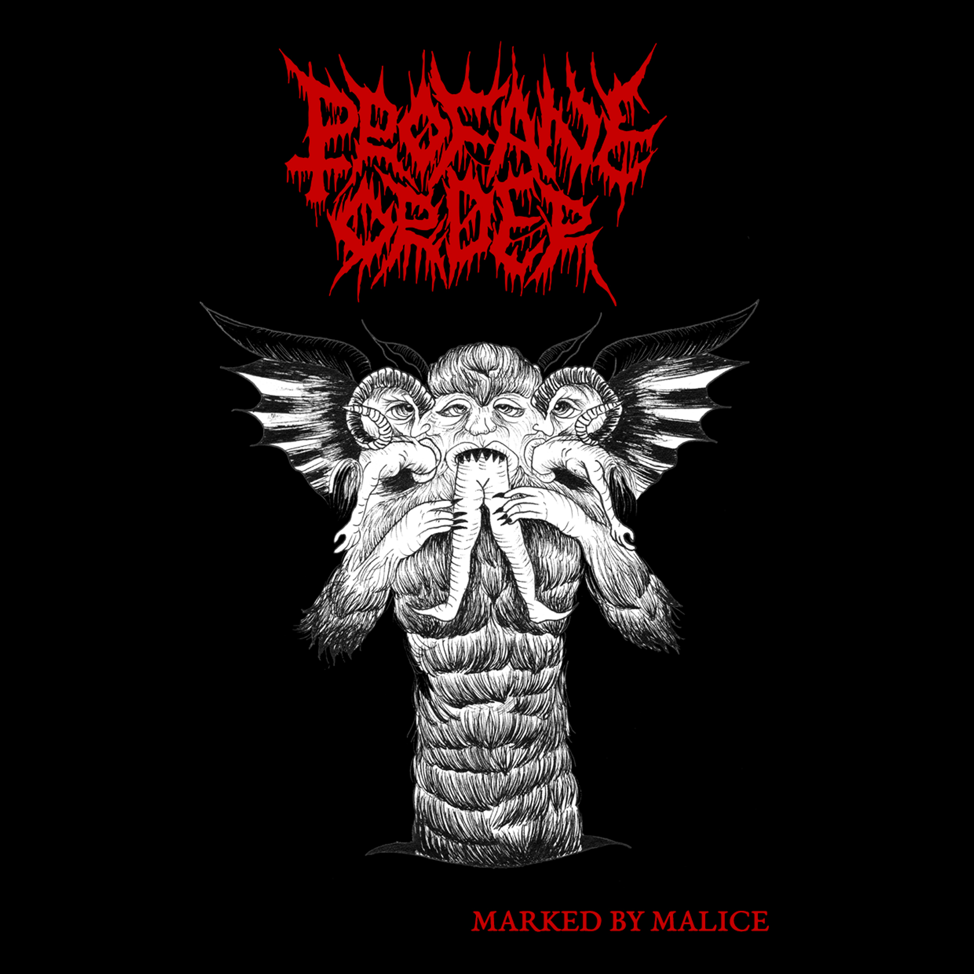 Profane Order - Marked By Malice - 2016