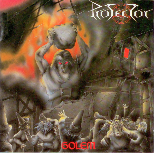 Protector - Golem & Leviathan's Desire - 1988/1990