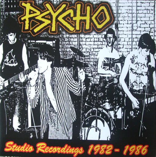 Psycho - Studio Recordings 1982 - 1986 2008