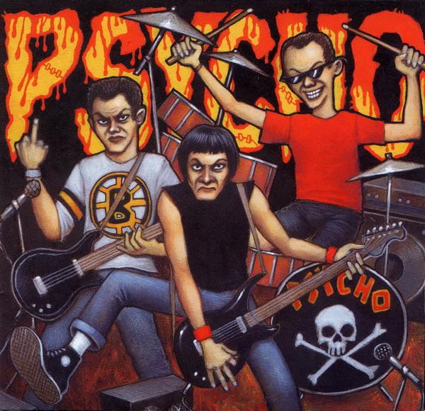 Psycho - Psycho - 2008