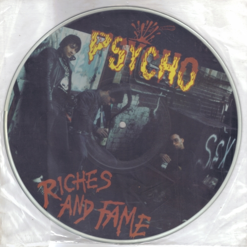 Psycho - Riches And Fame - 1991