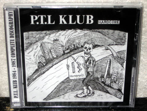 P.T.L. Klub - Complete Discography 1984-1987 - 2008