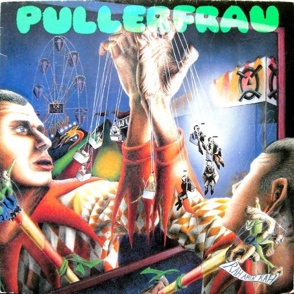 Pullermann - Pullerfrau 1989