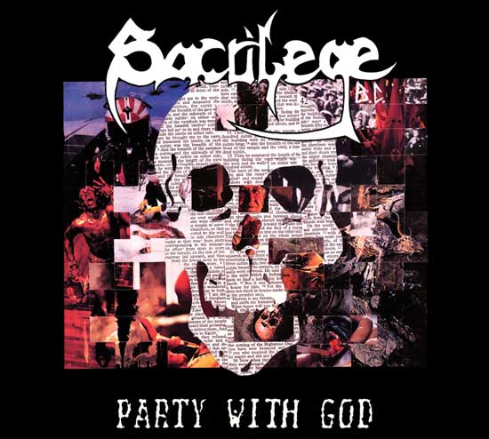 Sacrilege B.C. - Party With God - 1986