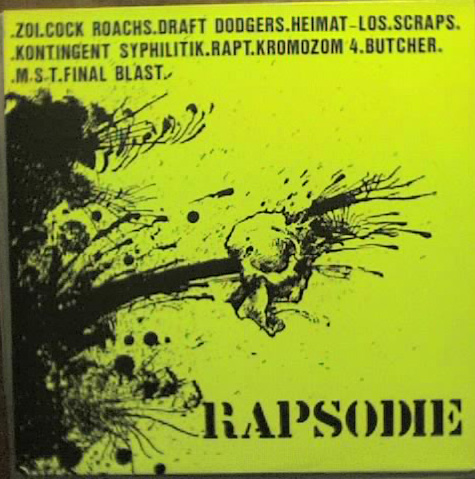 Various Artists - Rapsodie 1986