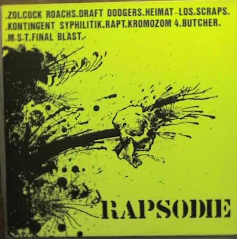 Various - Rapsodie - 1986