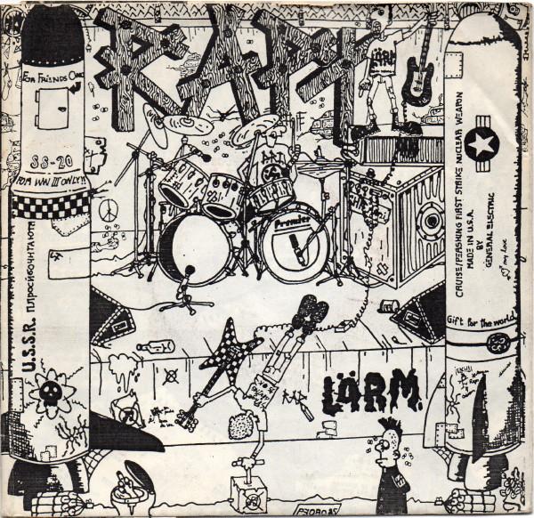 Final Blast, Rapt - Rapt / Final Blast - 1986
