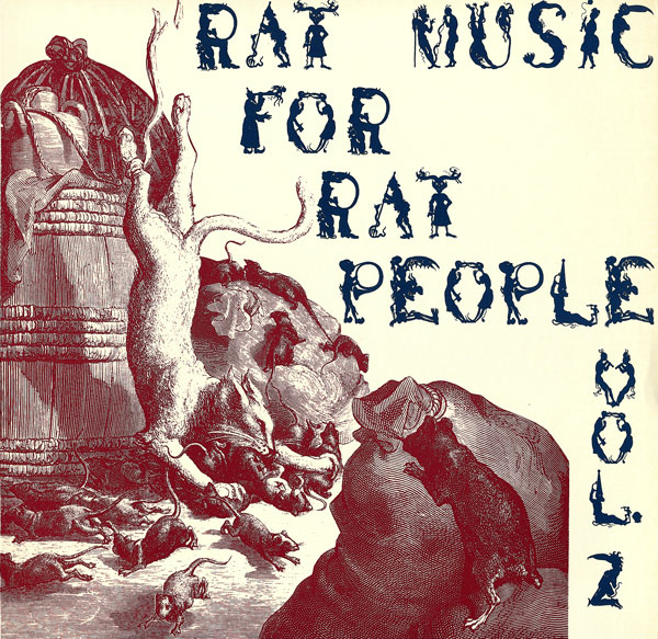 Various - Rat Music For Rat People Vol. 2 - 1984