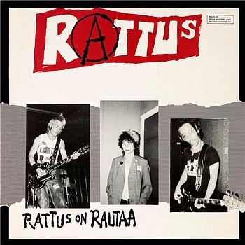 Rattus - Rattus On Rautaa 1981