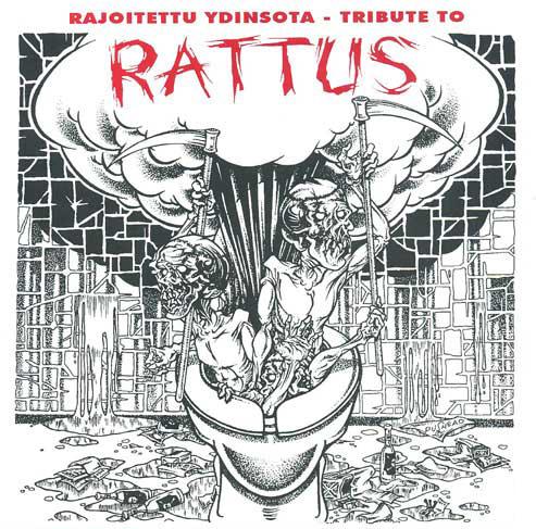 Rattus - Rajoitettu Ydinsota-Tribute To Rattus 2000