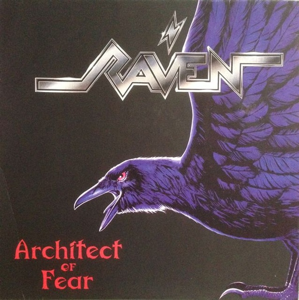 Raven - Architect Of Fear - 1991