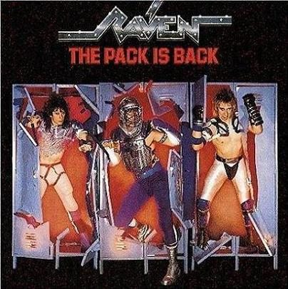 Raven - The Pack Is Back 1986