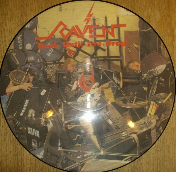 Raven - Rock Until You Drop - 1981