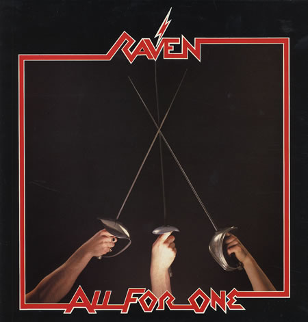 Raven - All For One 1983