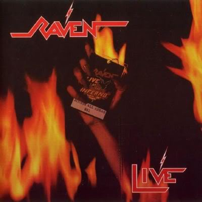 Raven - Live At The Inferno 1984