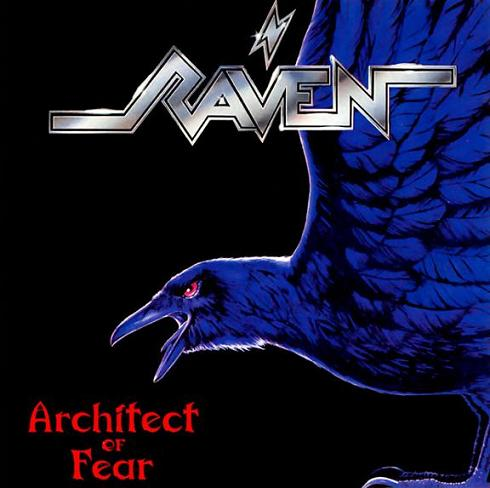 Raven - Architect Of Fear 1991