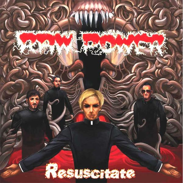 Raw Power - Resuscitate - 2010