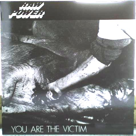 Raw Power - You Are The Victim 1984