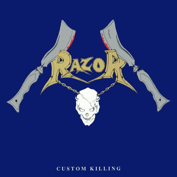 Razor - Custom Killing - 1987