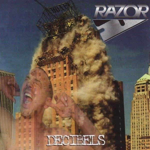 Razor - Decibels - 1997