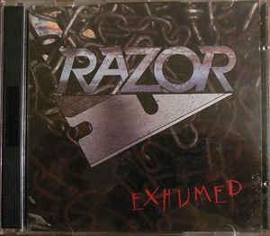 Razor - Exhumed - 1994