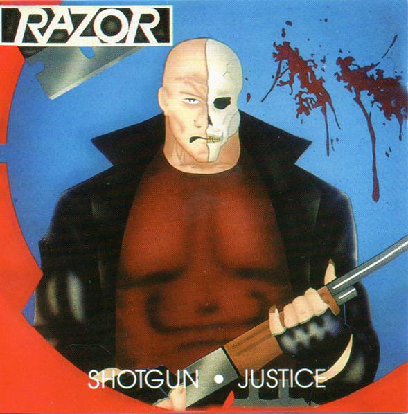 Razor - Shotgun Justice - 1990