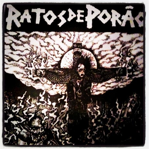 Ratos de Porão - Live At The Futurum Prague 2004 - 2014