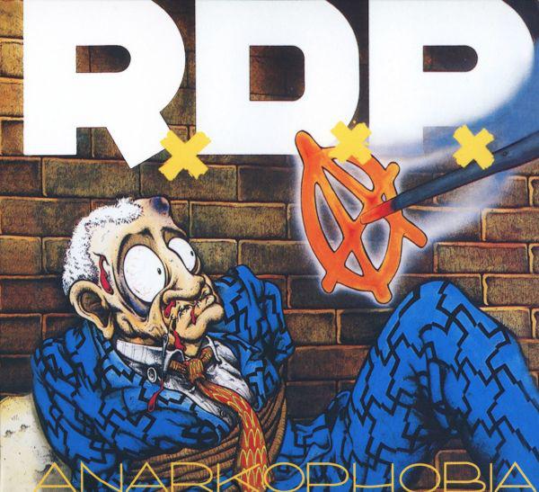 Ratos De Porão - Anarkophobia - 1991