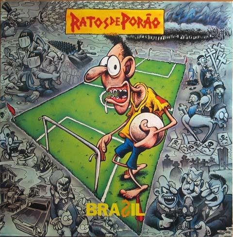 Ratos De Porão - Brasil - 1989