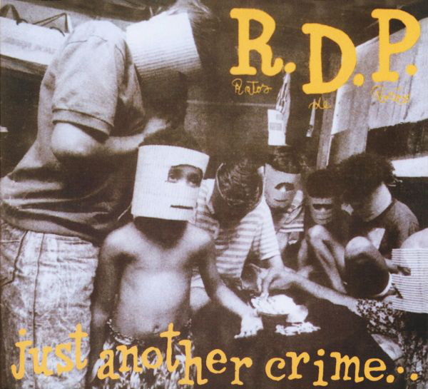 Ratos De Porão - Just Another Crime In Massacreland - 1994