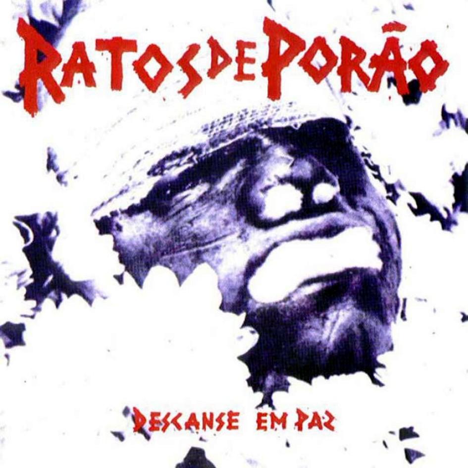 Ratos De Porão - Descanse Em Paz - 1986