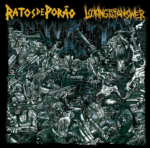 Ratos De Porao - Split 10'' Looking For An Answer 2010