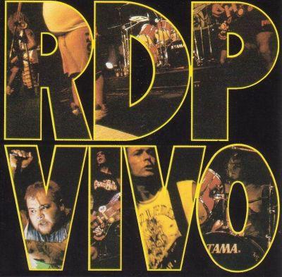 Ratos De Porao - R.D.P. Vivo 1992