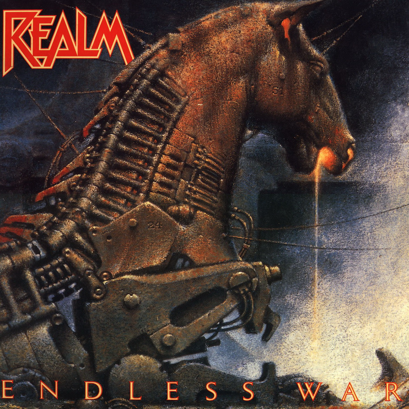Realm - Endless War - 1988