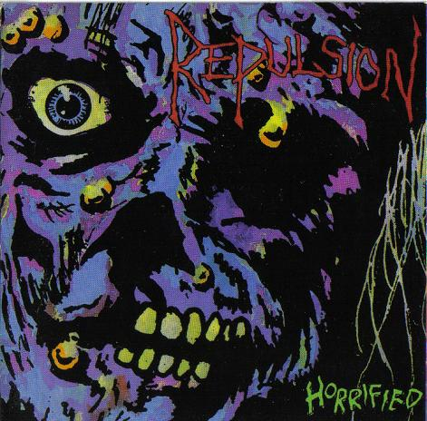 Repulsion - Horrified 1986