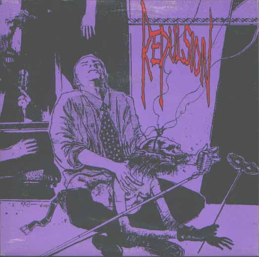 Repulsion - Excruciation 1991