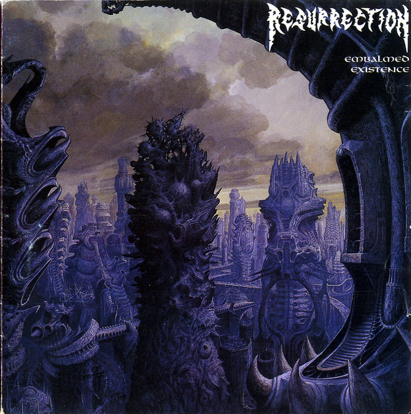 Resurrection - Embalmed Existence - 1993
