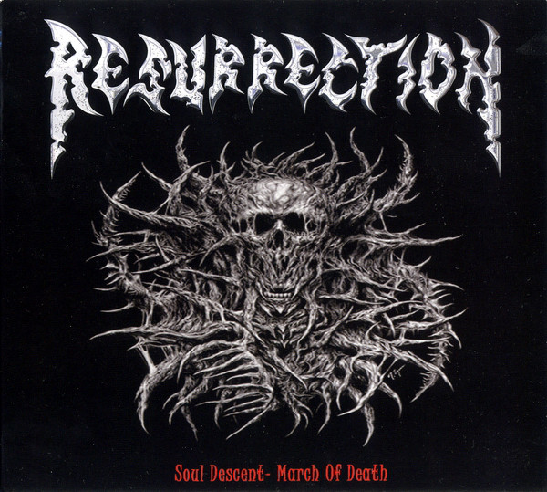 Resurrection - Soul Descent - March Of Death - 2014