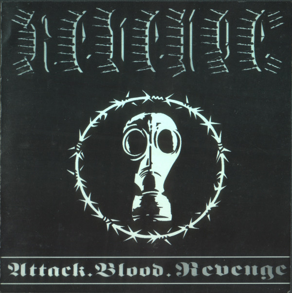 Revenge - Attack.Blood.Revenge - 2001