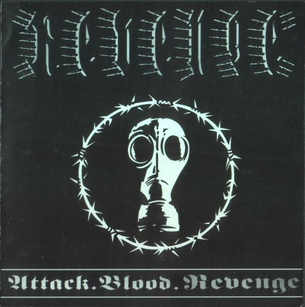 Revenge - Attack.Blood.Revenge - 2001