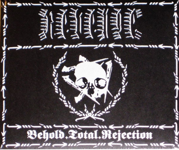 Revenge - Behold.Total.Rejection - 2015