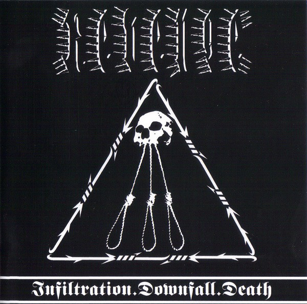 Revenge - Infiltration.Downfall.Death - 2008