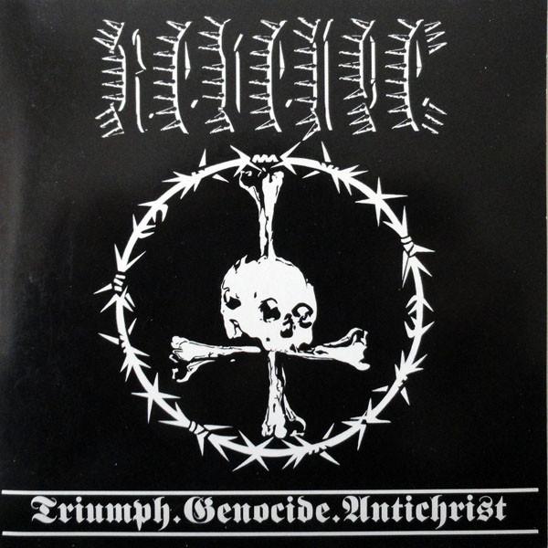 Revenge - Triumph.Genocide.Antichrist - 2003